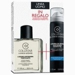 Collistar Linea Uomo. Hydro-Gel After-Shave Fresh Effect. Gift Set