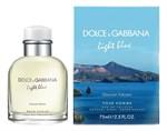 D& G Light Blue Discover Vulcano Pour Homme
