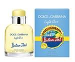 D&G Light Blue Pour Homme Italian Zest
